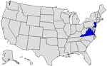 1993 State Map