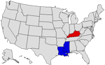 2007 State Map