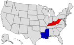 2011 State Map