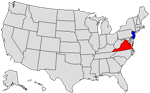2013 State Map