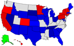 2014 State Map