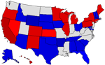 2018 State Map