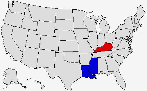 2007 Map
