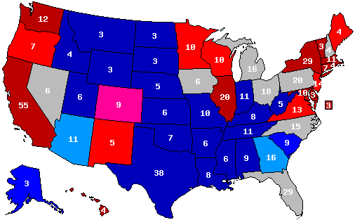 Election 2016 Polls - Dave Leip\'s Atlas of U.S. Presidential ...