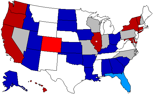 Dave Leip S Atlas Of U S Presidential Elections