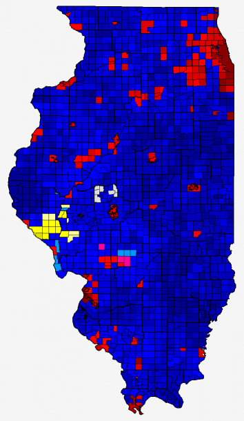2018 County Township Map