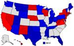 1994 State Map