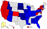 2010 State Map