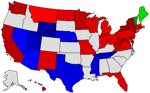 2012 State Map