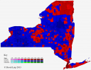 New York 2012 Township Map