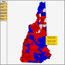Statewide County Subdivision Map Example