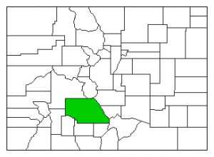 Saguache County, CO